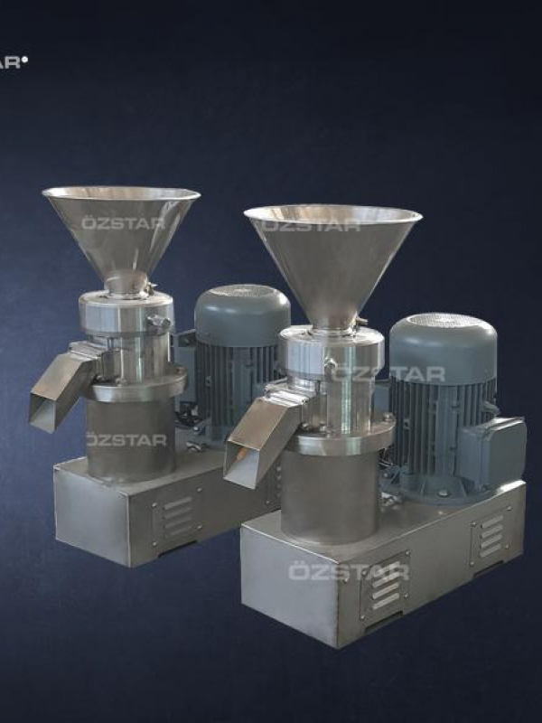 Butter & Slicing & Steaming & Blanching Machines