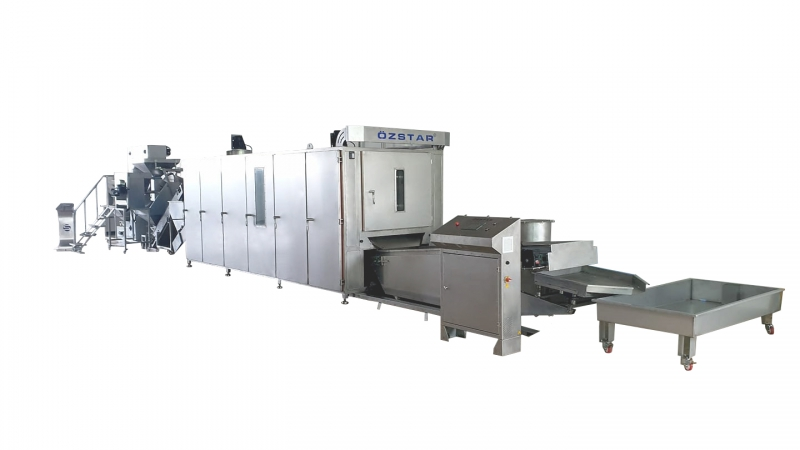 OS5000P Drying Machine 5-Layers