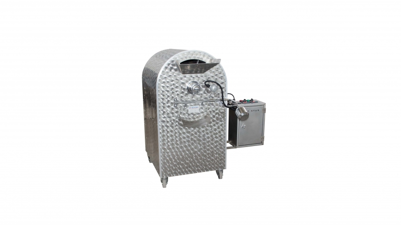 OS240 Chickpea Roasting Machine 24kg/batch