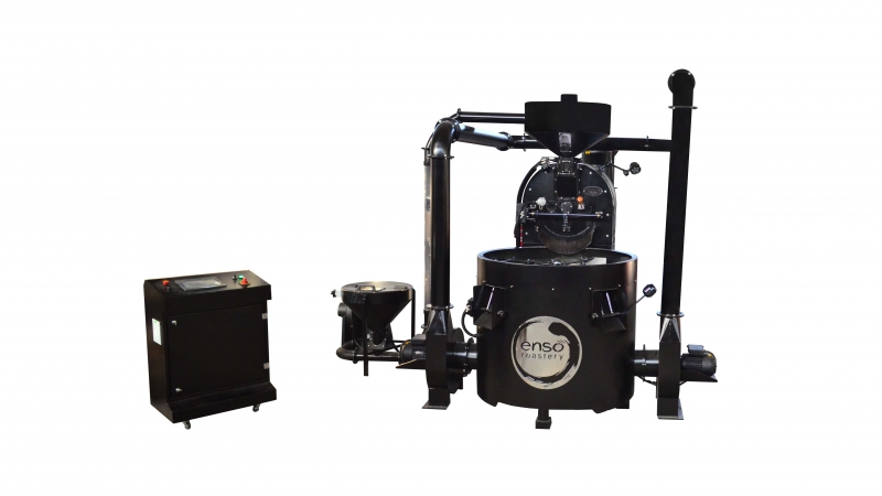 Twino / OS15K Coffee Roasting Machine 15kg/batch