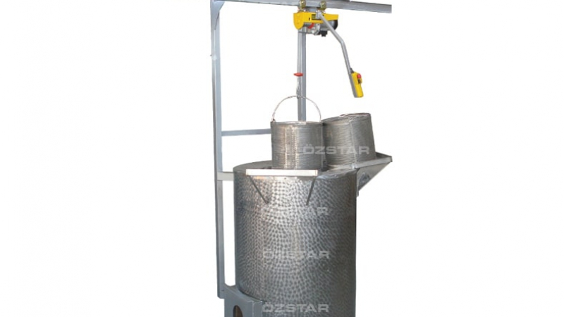 OS1150 Chickpea Boiling Machine