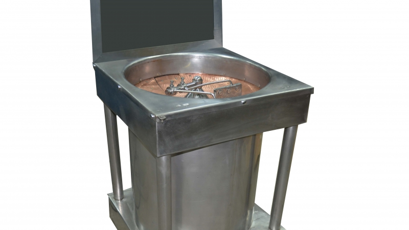 OS30 Chickpea Roasting Machine 2kg/batch