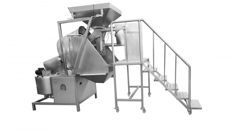 OS1202 Semi Automatic Salting Machine